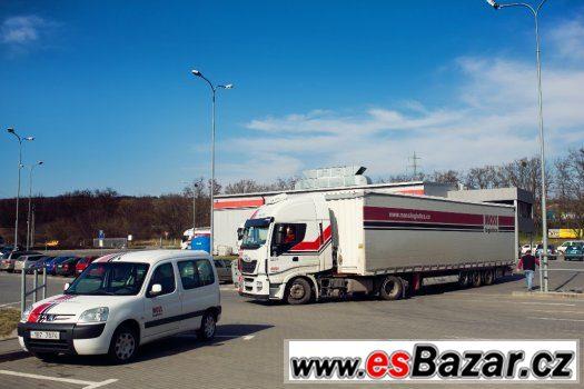 Hledáme Řidiče MKD MOSS logistics s.r.o.