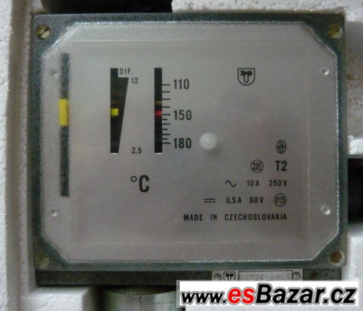 Regulátor teploty ZPA 61124, 110 - 180 C