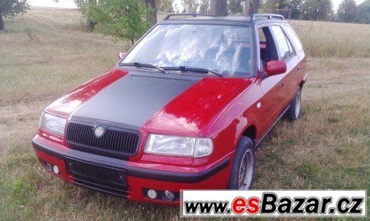 Škoda Felicia 1,3 mpi combi r.v. 98