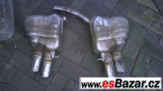 Výfuk Audi A5