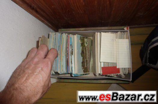 Pohleda, pohlednice, staré i novější