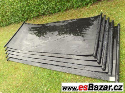 3.6 m2 kvalitní solární panel - ohřev SOLADUR S3. Až 5 kusů
