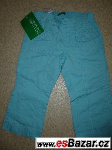 letní kalhoty Benetton