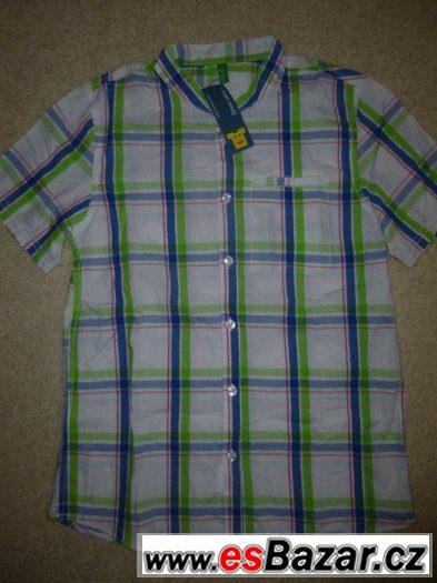 nová košile Benetton