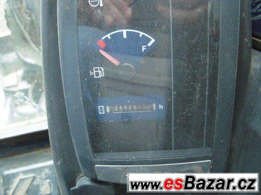 Minibagr Volvo EC35C celková hmotnost 3598kg,  rv2007