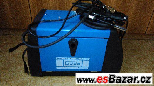 CO2 svářečku GUDE MIG 155/4/A.....