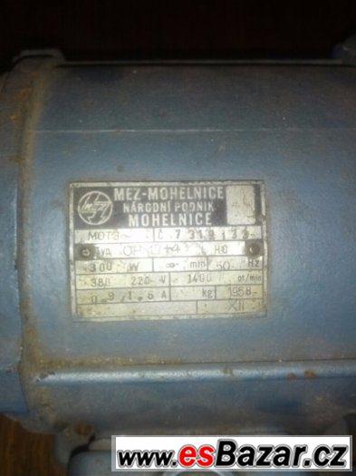 Elektromotor MEZ Mohelnice 500W