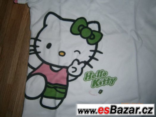 pyžamo,pyžamko Hello Kitty H&M vel.98/104