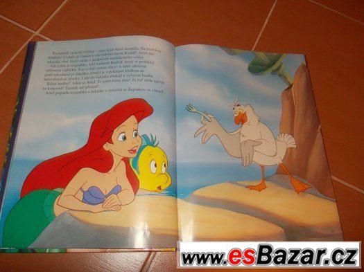 pohádky od Disneyho