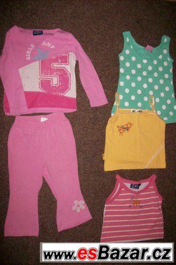 Dívčí oblečení vel.92-98