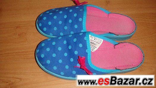 Pantofle Befado, vel. 31