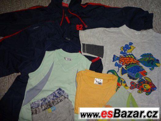 oblečení vel 104 - 110 léto podzim 3