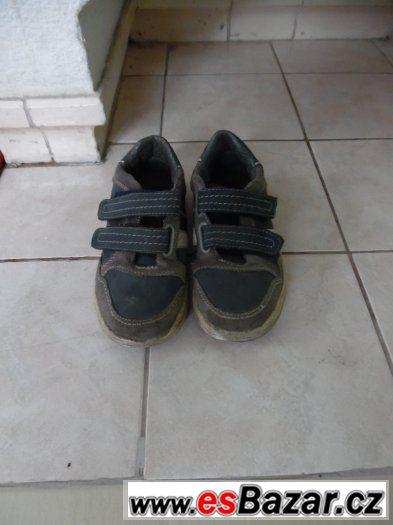 Prodám  boty  na  donošení  vel.33, BAŤA