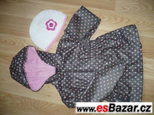 Supr-bundička-kabátek-pogumovaná,nepromokavá 98-104 Zara