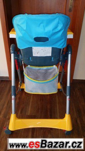 Jídelní židlička Baby Design Bambi