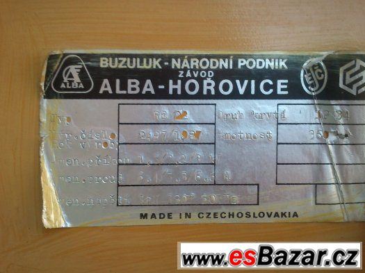 ROBOT Alba Hořovice