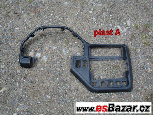 Peugeot 106 interierové plasty