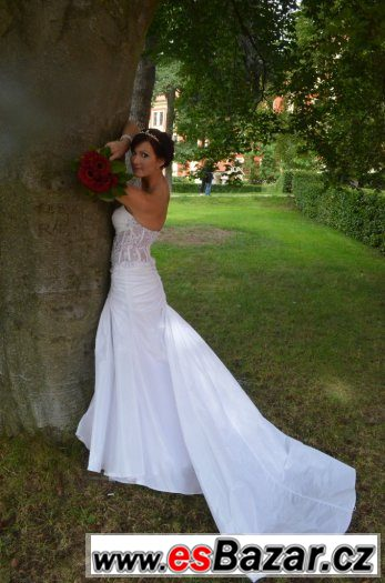 Svatební šaty Emmi Mariage - Serenada Platinum