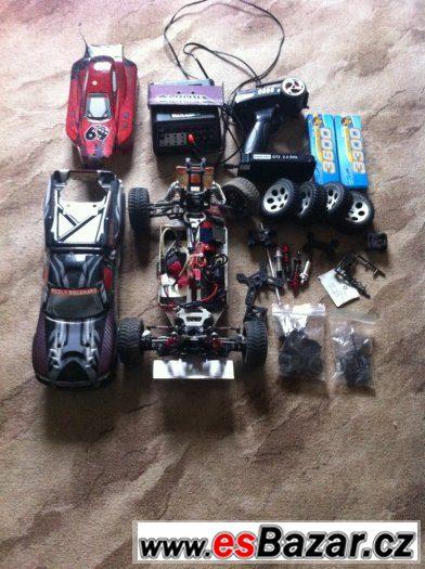 RC model auta