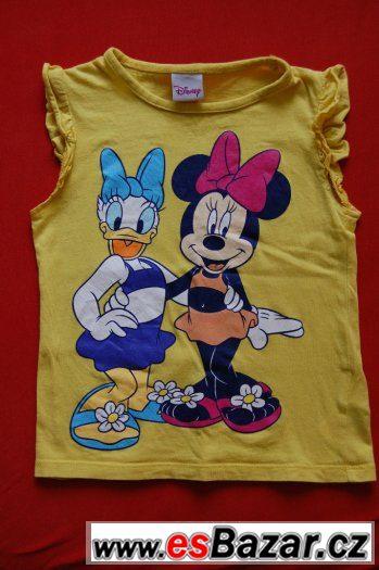 Tričko Disney s Minnie 3-4  roky