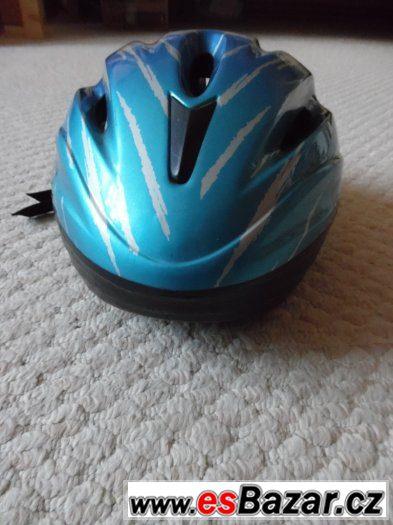 Prodám  pánskou  cyklistickou  přilbu
