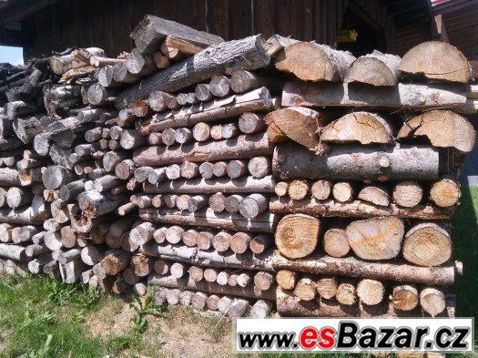 Palivové dřevo bříza-smrk   Nýrsko------PRODÁNO------