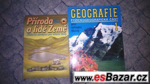 Učebnice pro SŠ - biologie, zeměpis
