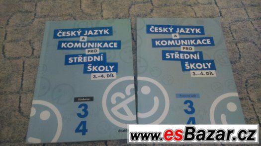Učebnice pro SŠ - český jazyk