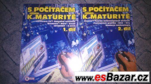 Učebnice pro SŠ - matematika, počítače