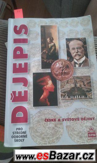 Dějepis české a světové dějiny