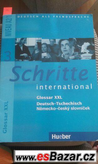 Schritte international slovník 3