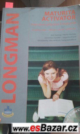Longman Maturita Activator bez CD