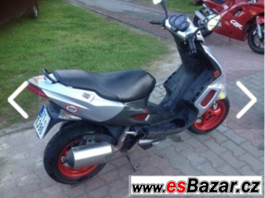 Peugeot Speedfight II 100cc