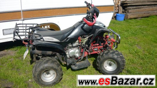 Čtyřkolka  ATV 200 ST