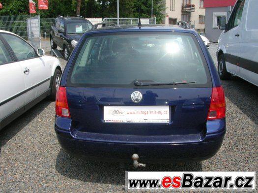 Volkswagen Golf kombi 1.6 i dig. klima