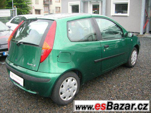 Fiat Punto 1.2 i City servo
