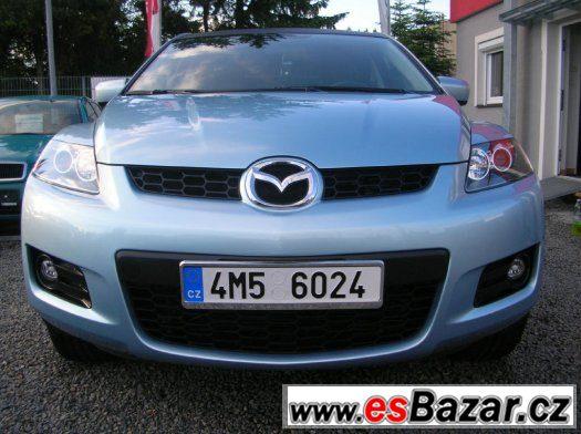 Mazda CX-7 2.3 DISI kůže, 2x Alu kola