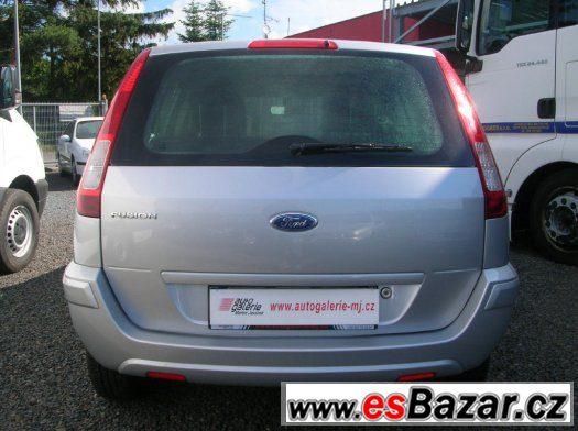 Ford Fusion 1.4 i 16V Klima, ČR