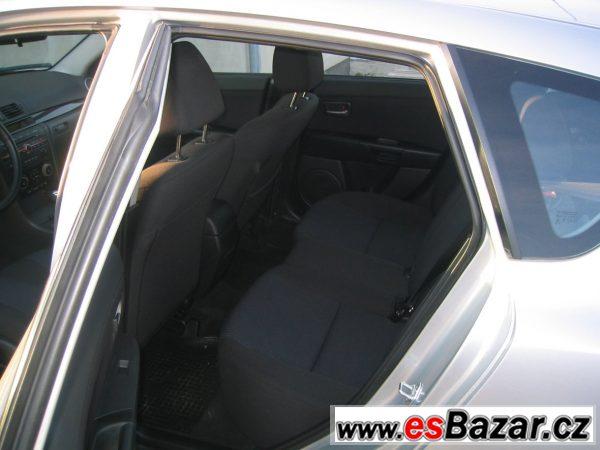 Mazda 3 Sport, 1,4l digi klima, HB