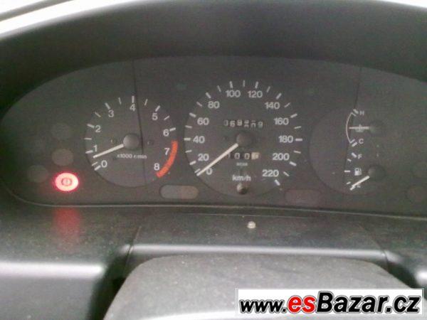 Mazda 323 BA sedan 1,5 16V