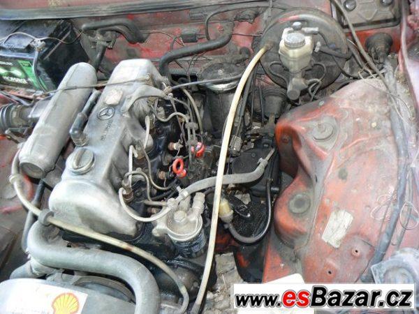 Mercedes Benz 123 200D