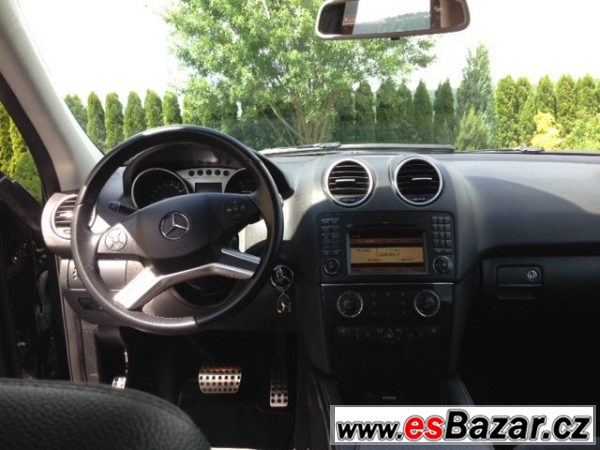 Mercedes ML 320 CDI Airmatic