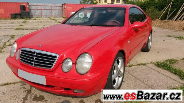 Mercedes-Benz CLK 230 komp,REDedice