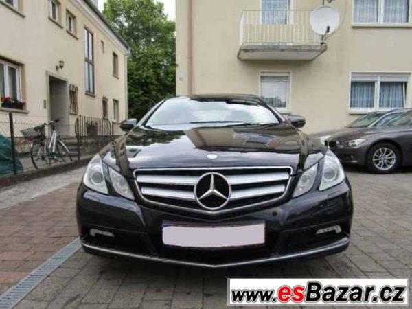 Mercedes-Benz E 350 CDI Coupe