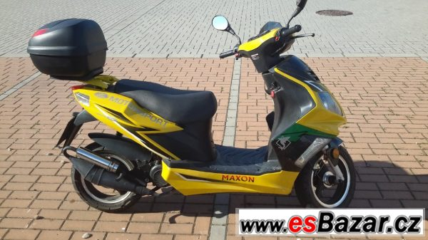 Maxon Forcer 50 ccm