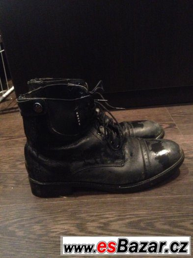 Jezdecké boty - pérka  e88f453652