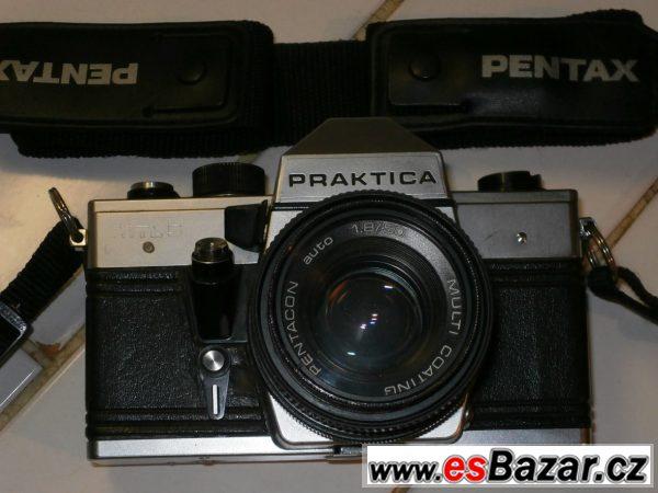 Klasické foto - Praktica MTL - 5