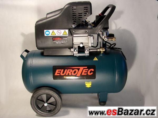 Kompresor 24l Eurotec - olejový