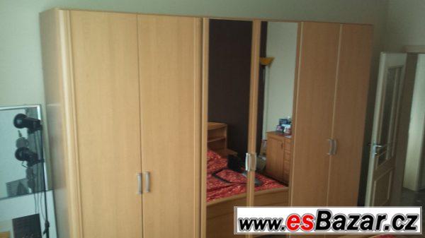 Kompletní vybavení ložnice