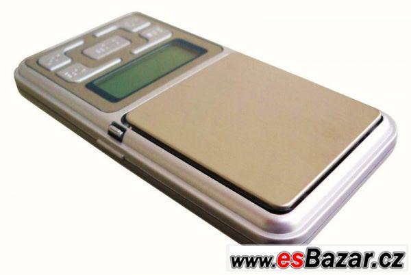 Kapesní váha do 500g na gramy 0.1g
